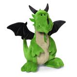 Nici Green Dragon Plush 30cm Sitting