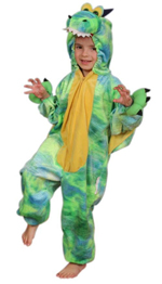 Kids Safari Dragon Costume
