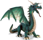 Schleich - Green Dragon - 70033