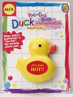 Duck Bath Thermometer
