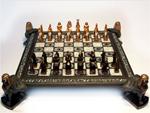 Veronese Feature Egyptian Chess Set