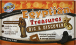 Wild Science Egyptian Treasures Dig and Discover Kit