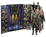 "Dr Who ""The Eleven Doctors""Collector Set"