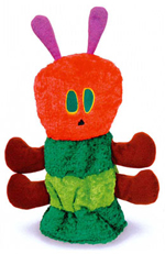 Eric Carle's Very Hungry Caterpilar Hand Puppet