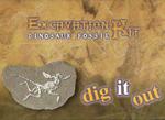 Dinosaur Fossil Excavation kit