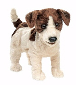 Folkmanis Jack Russell Hand Puppet