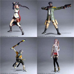 Final Fantasy XIII Trading Arts Vol. 1 Set