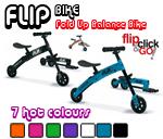 Flip Bike Fold Up Balance Bike