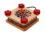 Flower Press by Pin Toys