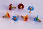 Flower Whistle - Wooden