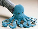 Folkmanis - Octopus Hand Puppet