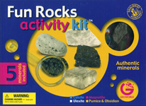 Geoworld Fun Rocks Activity Kit
