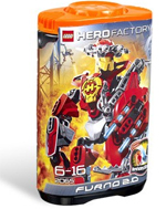 LEGO® HERO FACTORY - Furno 2.0 - 2065