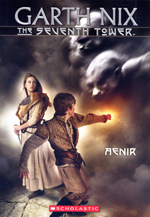 The Seventh Tower - Aenir By Garth Nix