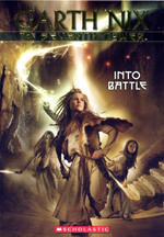 The Seventh Tower - Into Battle By Garth Nix