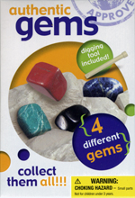 GeoWorld Dig It Out Gems
