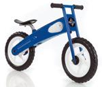 Euro Trike Glide Balance Bike - Blue