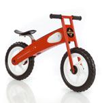 Euro Trike Glide Balance Bike - Red