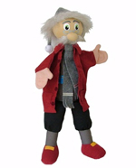 Geppetto - Character Hand Puppet Gepetto