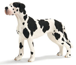 Schliech Great Dane Female Dog - 16384
