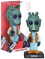 Star Wars - Greedo Bobble Head