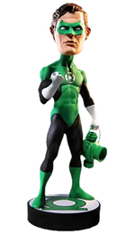 D.C. Comics Green Lantern Head Knocker