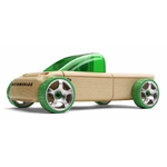 Automoblox - T9 Green Pickup Truck