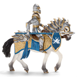 Schleich - Griffin Armoured Knight on Warhorse - 70109