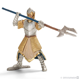 Schleich - Standing Griffin Knight with Pole Arm - 70113