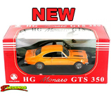 Holden HG Monaro GTS 350 1:32 Scale Indy Orange