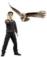 Harry Potter - Harry and Hedwig 7 inch 2 Figure Set