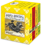 Hairy Maclary and Freinds - Little Library - 4 Book Set