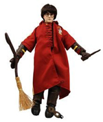 Harry Potter Quidditch Doll - 29cm