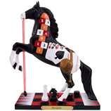 Trail of the Painted Ponies - Horse Play Figurine 21cm