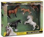 CollectA Horse Life 5 pcs Boxed set 89102