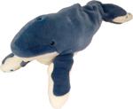 Cuddlekins Humpback Whale 30cm