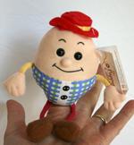 Finger Puppet - Humpty Dumpty