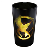 The Hunger Games Glass Candle Holder