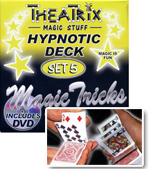 Theatrix - Magic Hypnotic Deck Set 5