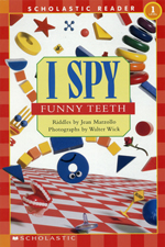 I SPY Funny Teeth