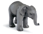 Schleich - Indian Elephant Calf - 14343