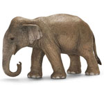 Schleich - Indian Elephant - 14654 New for 2012