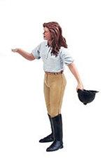 Papo 52002 Instructress Figure rider horsewoman