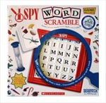 I Spy Word Scramble
