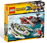 LEGO® WORLD RACERS Wreckage Road - 8898