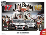 2009 Jim Beam Racing Puzzle - 1000 piece