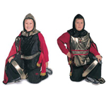 King/Knight Reversible Outfit.