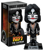 Kiss - The Catman Wacky Wobbler - Bobble Head