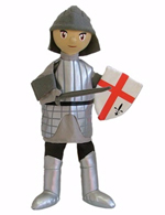 Knight Character Hand Puppet