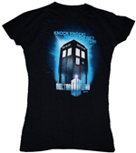 Dr Who - Knock Knock Tee Shirt
